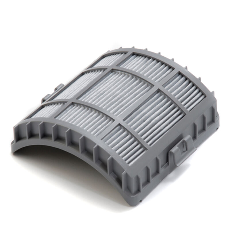 Post Motor Pleated Filter 1601974 BISSELL Vacuum Filters Top View