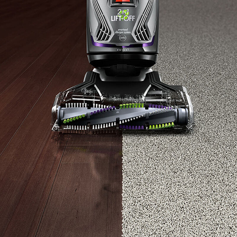 PowerGlide Lift Off Pet Vacuum Cleaner Hard Floor