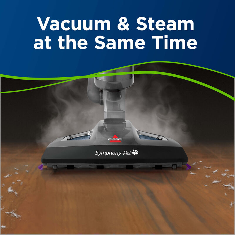 Symphony Pet Vacuum and Steam