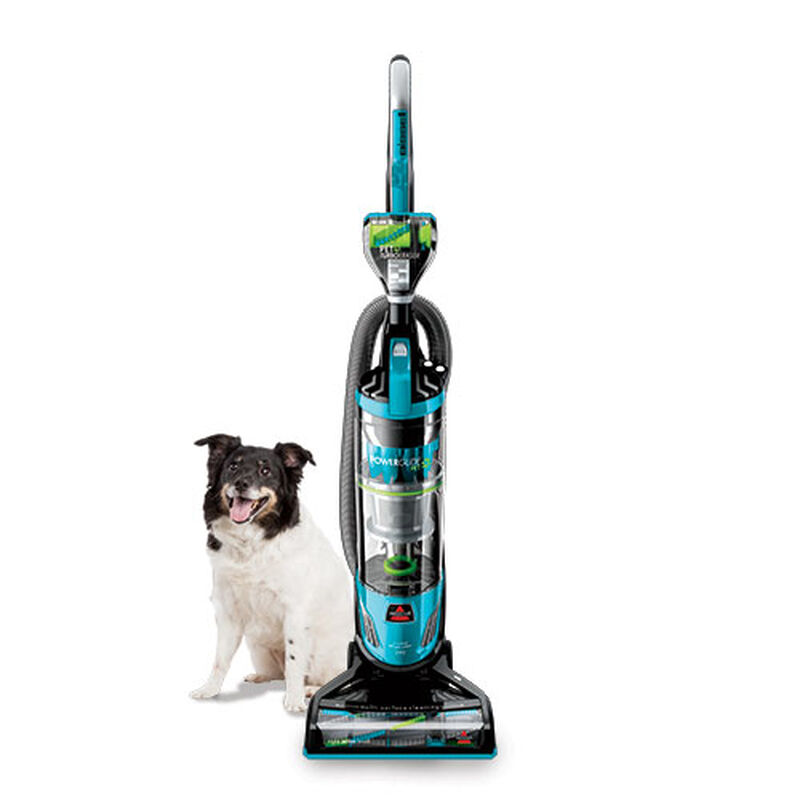 BISSELL PowerGlide® Pet Vacuum With SuctionChannel Technology 2215D Hero