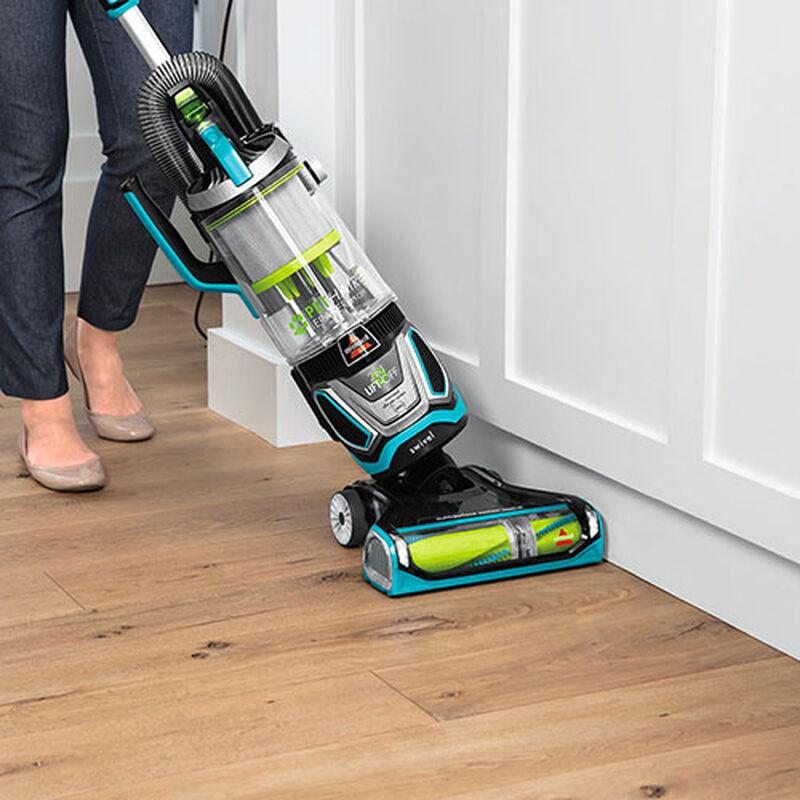 Pet Hair Eraser 2087 BISSELL Vacuum Cleaner Swivel Foot Baseboards