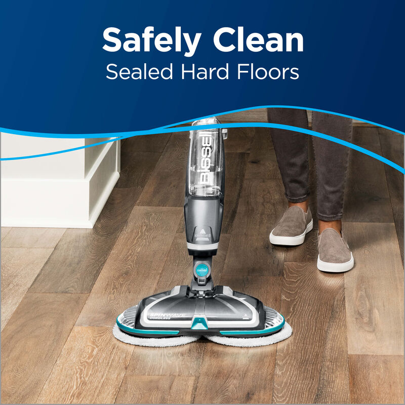 Spinwave Cordless Hard Floors