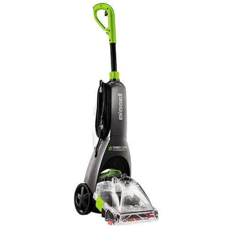 TurboClean PowerBrush Pet 2085 BISSELL Carpet Cleaner Right Angle