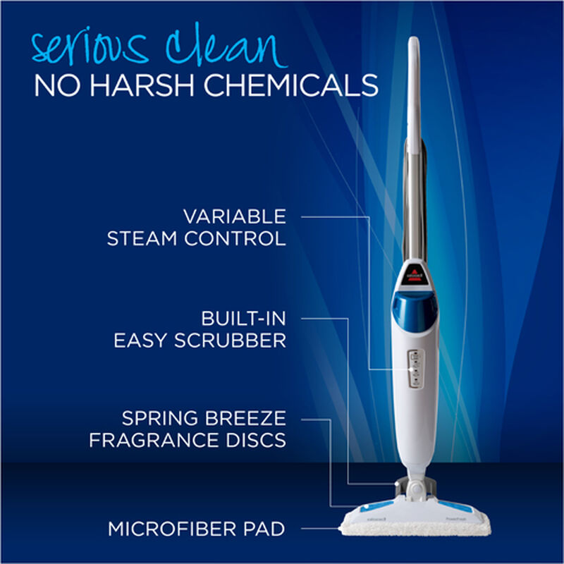 Powerfresh Steam Cleaner 1940 product features