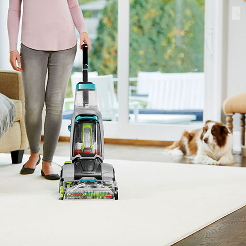 ProHeat 2X Revolution 2007C BISSELL Carpet Cleaners Carpet Dog