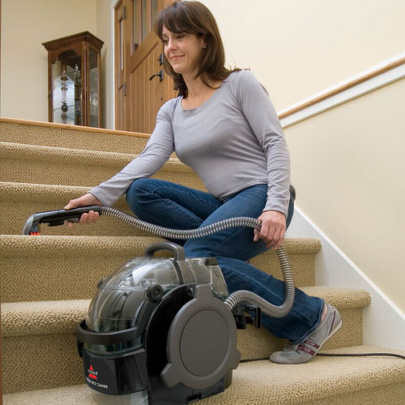 LiftOff Pet Carpet Cleaner 94Y22 Stair Cleaning Portable Carpet Cleaner
