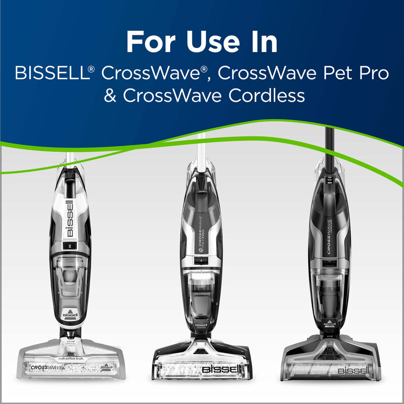 CrossWave Multi-Surface Wet Dry Vac PET Multi-Surface Brush Roll 1613568 Machines