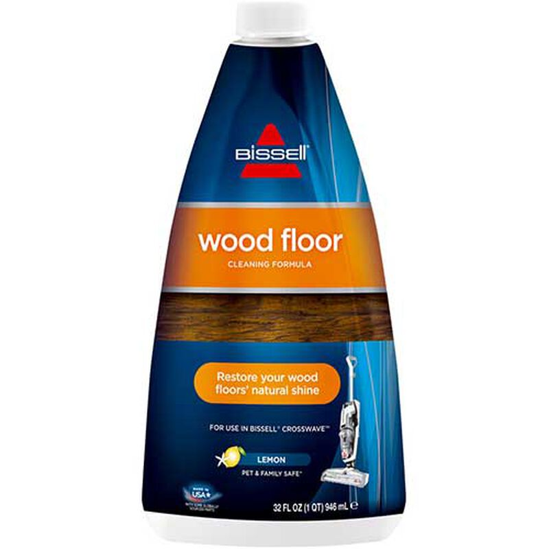 1929 BISSELL Crosswave Wet Dry Floor Cleaner Wood Floor Cleaning Formula