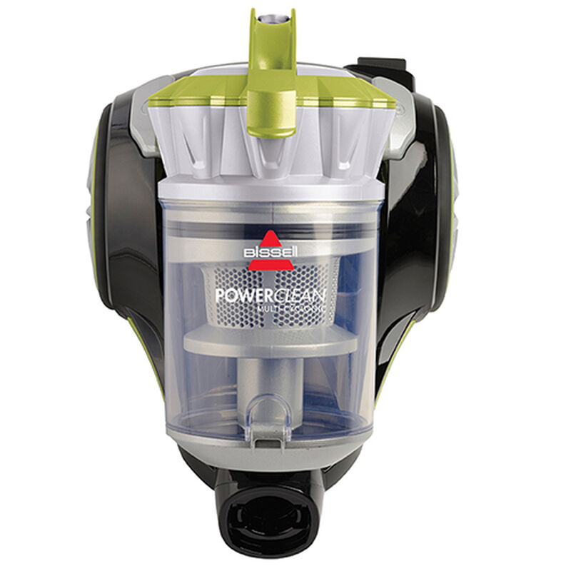 PowerClean Canister 1654C BISSELL Vacuum Cleaners Change Front No Hose