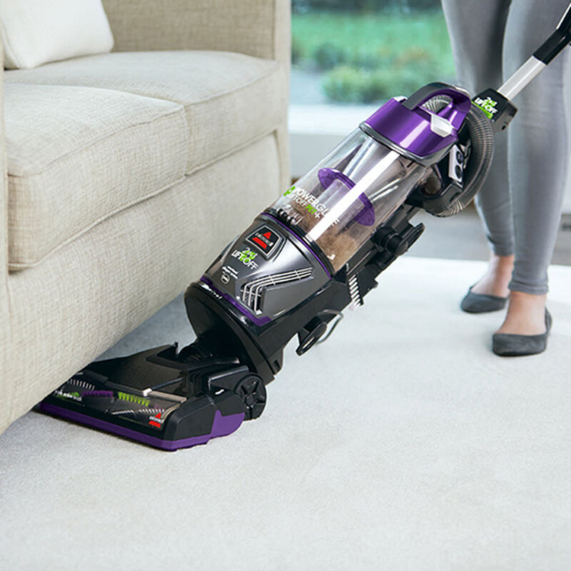 PowerGlide Lift Off Pet Vacuum Cleaner Under Furniture