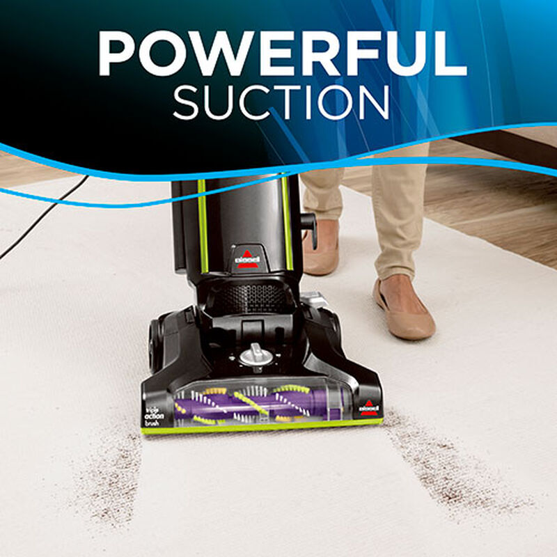 CleanView Pet Bagged Vacuum Cleaner 20191 BISSELL Carpet Vacuum