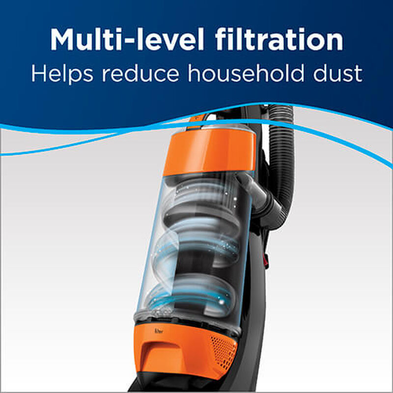 CleanView_Vacuum_1330_BISSELL_Vacuum_Cleaners_filtration