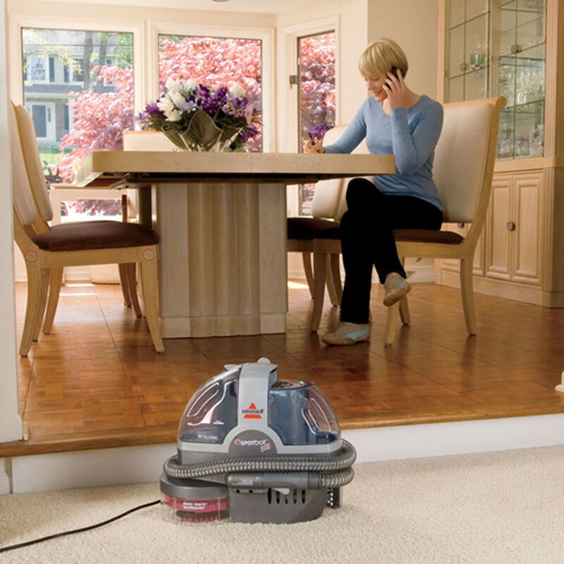 33N8 SpotBot Pet Portable Carpet Cleaner Hands Free Cleaning
