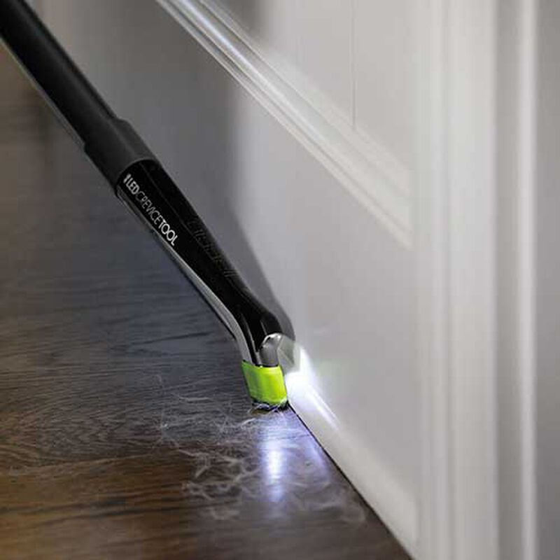 Pet Hair Eraser 2087 BISSELL Vacuum Cleaner LED Crevice Tool Baseboards