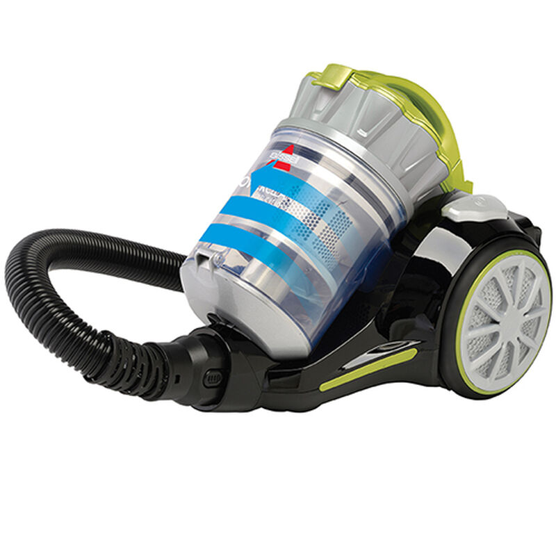 PowerClean Canister 1654C BISSELL Vacuum Cleaners Cyclone effect