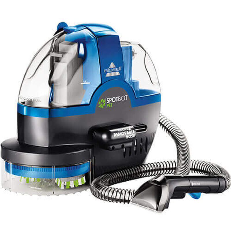 SpotBot_2117A_BISSELL_Portable_Carpet_Cleaner_Hose