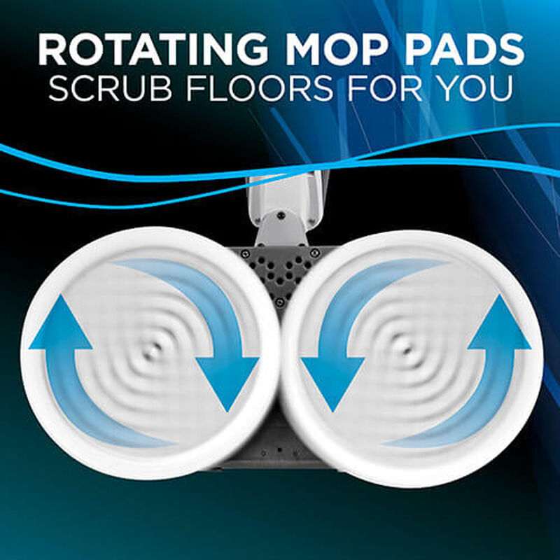 SpinWave_Cordless_2315_BISSELL_Hard_Floor_Spin_Mop_Foot_Spin