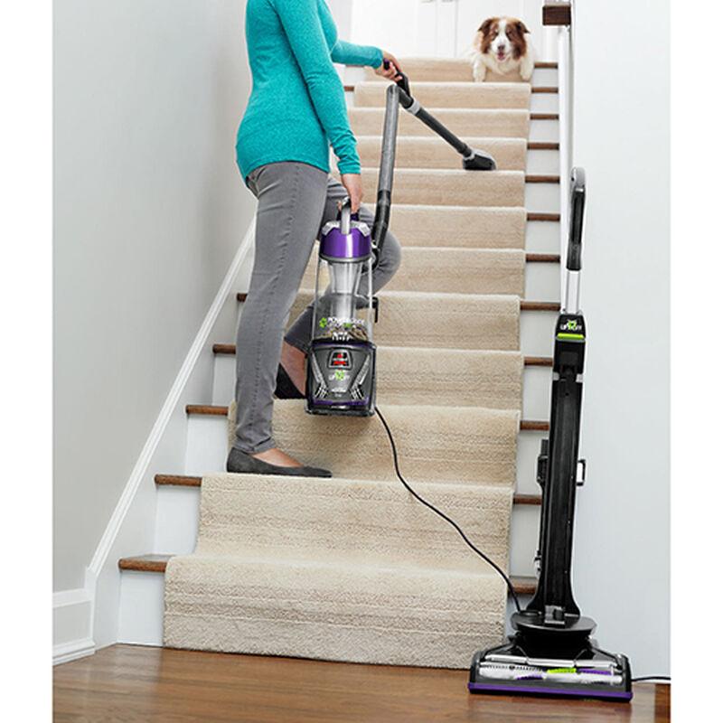 PowerGlide Lift Off Pet Vacuum Cleaner Stair Vacuuming