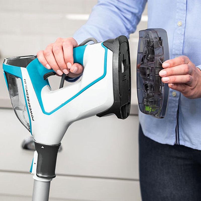 Slim Steam 2075 BISSELL Steam Mop Hard Floor Cleaner Attach Tool Storage Handle