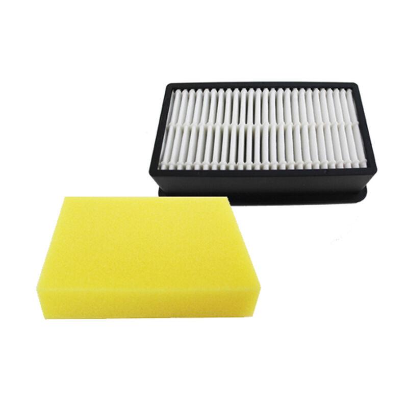 Cleanview Vacuum Filter Pack 1008