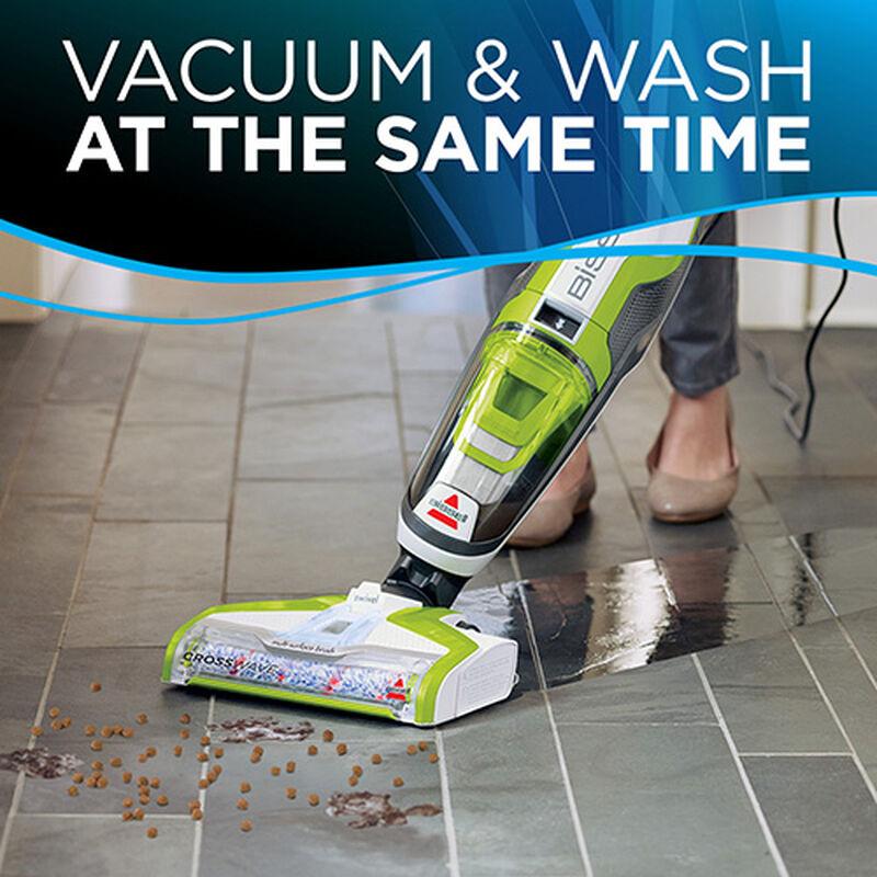 1785 7 BISSELL Crosswave Wet Dry Floor Cleaner