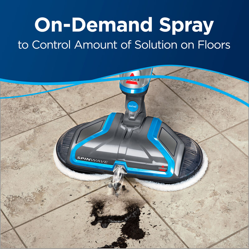 BISSELL® SpinWave™ Plus Hard Floor Mop