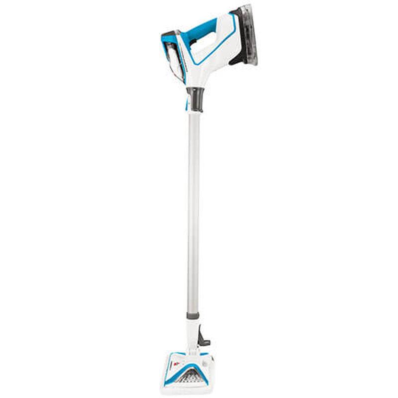 Slim Steam 2075 BISSELL Steam Mop Hard Floor Cleaner Left Side