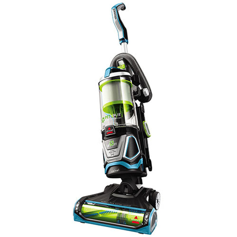 Pet Hair Eraser 2087 BISSELL Vacuum Cleaner Left Angle
