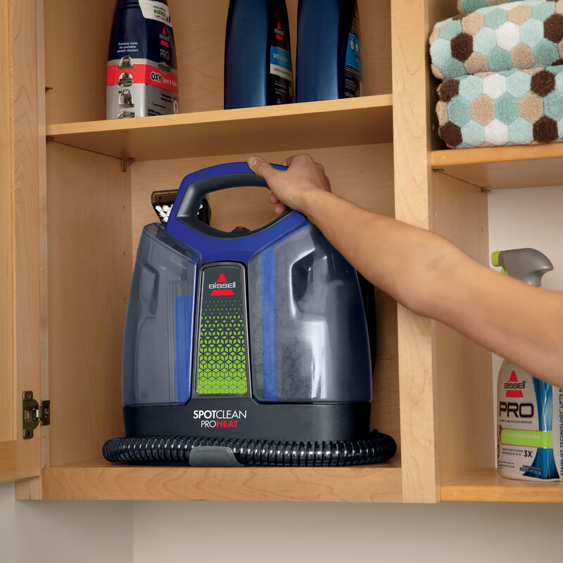 SpotClean™ ProHeat® Portable Carpet Cleaner