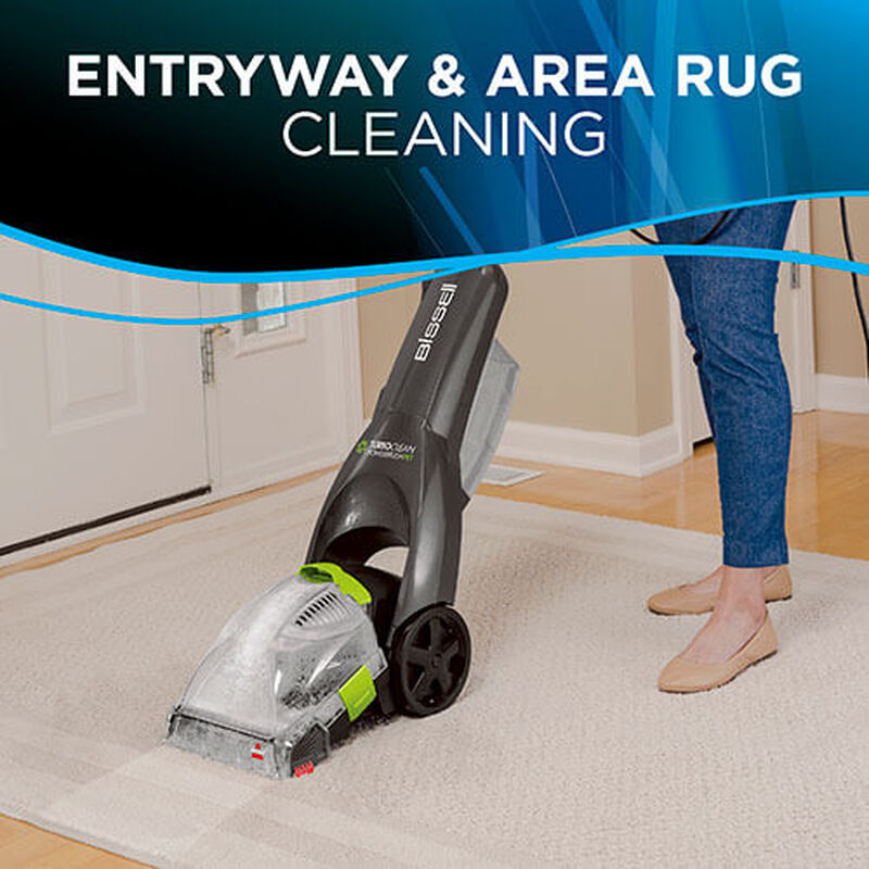 TurboClean PowerBrush Pet 2085 BISSELL Carpet Cleaner Area Rug