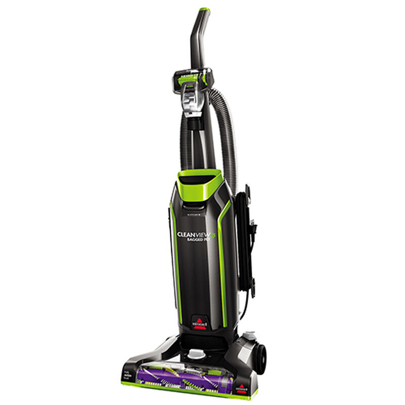 CleanView Pet Bagged Vacuum Cleaner 20191 BISSELL Left Angle