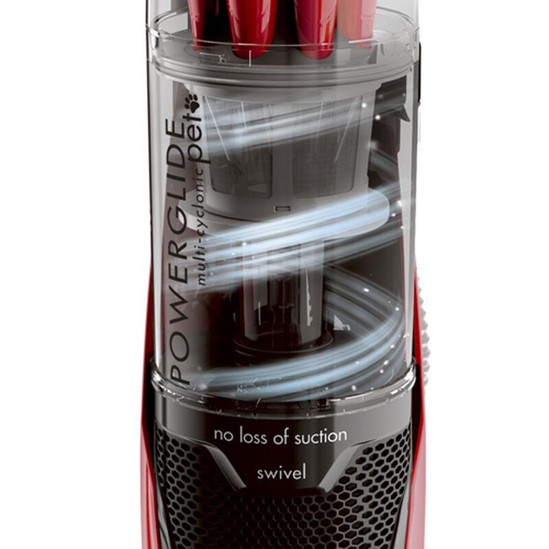 Powerglide Pet Vacuum 1646 9X MultiCyclonic