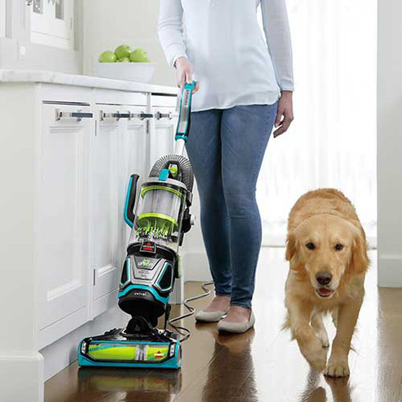 Pet Hair Eraser 2087 BISSELL Vacuum Cleaner Hard Floor Dog