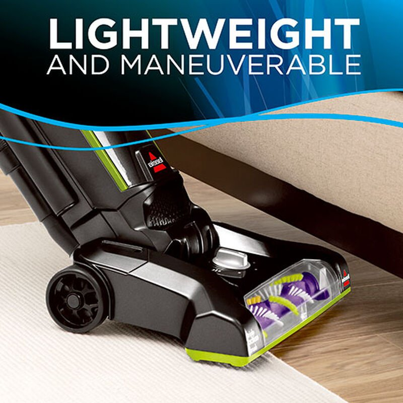 CleanView Pet Bagged Vacuum Cleaner 20191 BISSELL Under Furniture