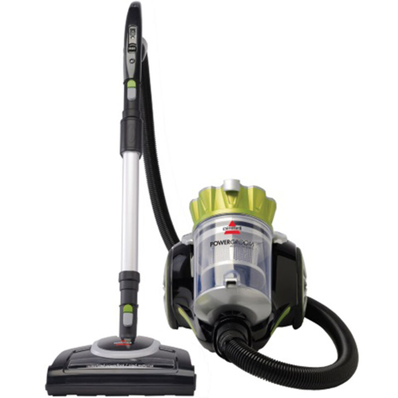 Canister Vacuum With Motorized