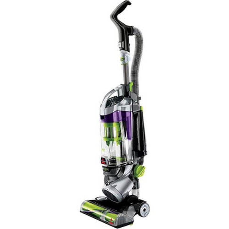 Pet Hair Eraser Pro 1650E BISSELL Upright Vacuums Left