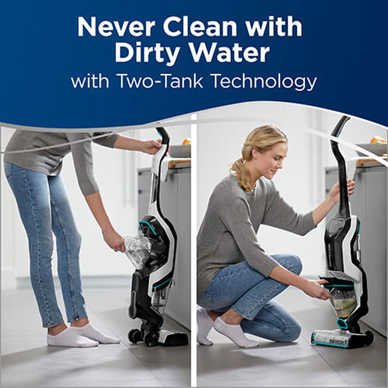 CrossWave® Cordless Max Multi-Surface Wet Dry Vac