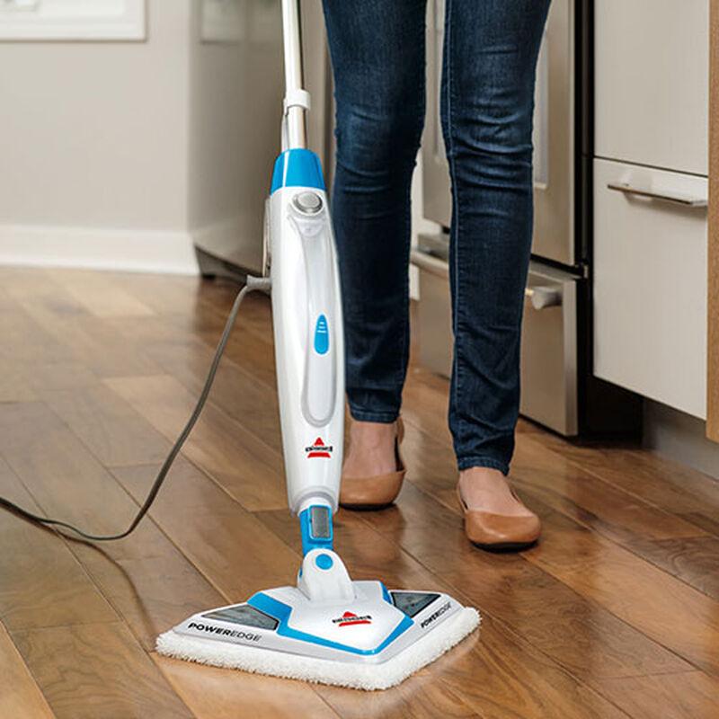 PowerEdge Steam Mop 20781 BISSELL Steam Mop Machine Hard Floor