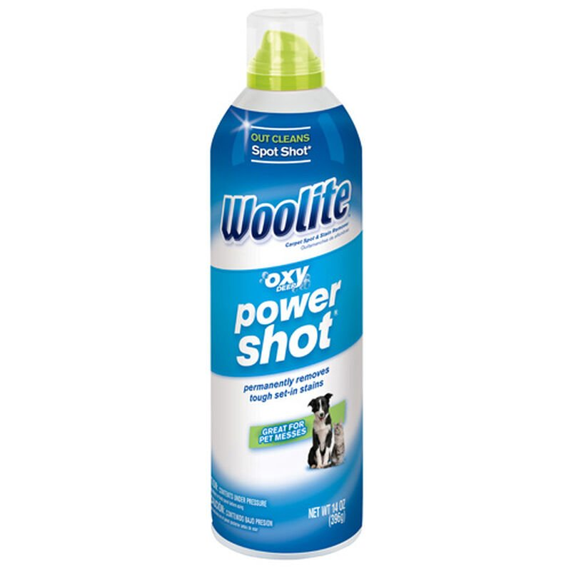 Woolite Oxy Deep Power Shot Carpet and Stain Formula 8538