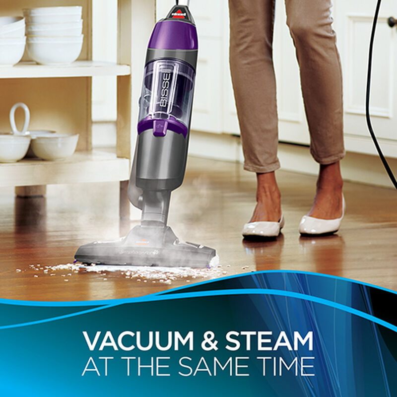 Symphony Pet Steam Cleaner 15431 vacuum and steam