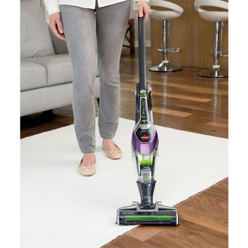 BOLT Lithium Pet Pro Stick Vac 1954E Change Flooring