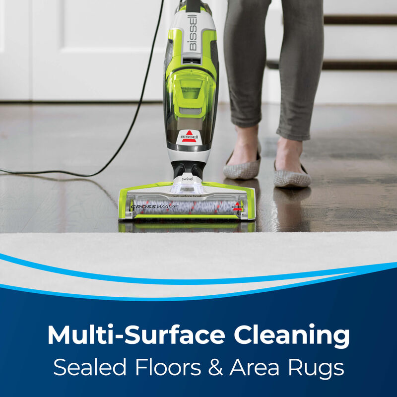 BISSELL® CrossWave® All-in-One Multi-Surface Wet Dry Vac 1785A Multi-Surface