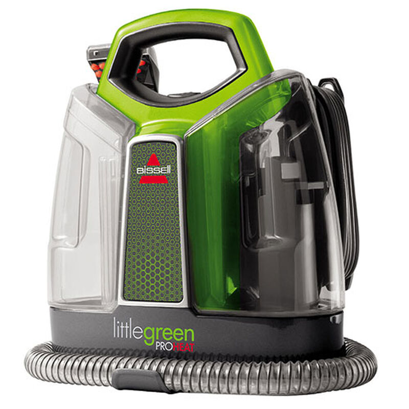 Little Green ProHeat 5207G BISSELL Carpet Cleaners Angle