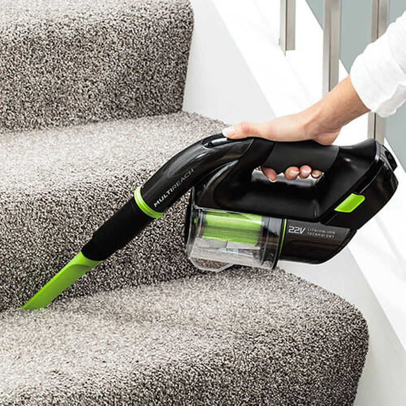 Multi Reach Cordless Vacuum 2151 BISSELL Cordless Vacuum Cleaner Stairs Crevice
