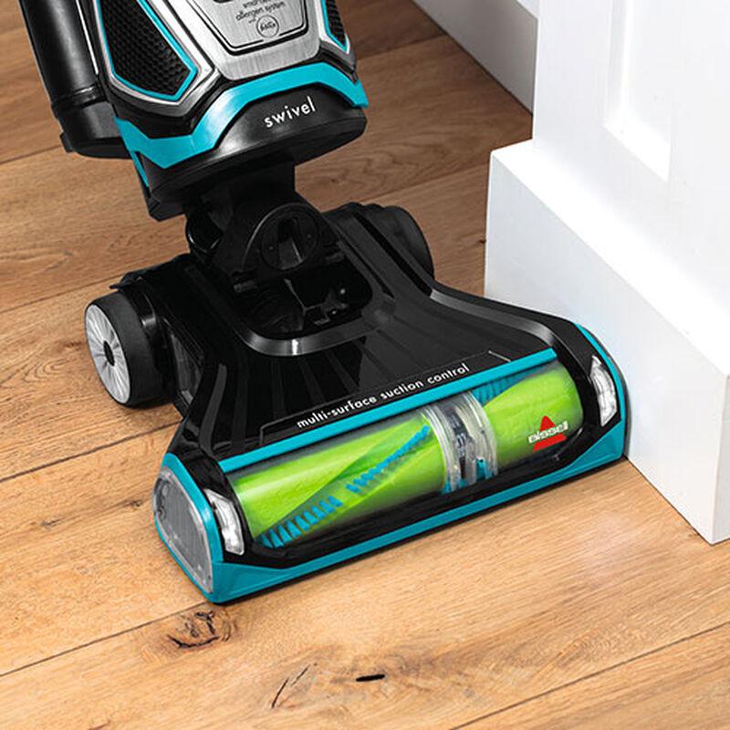 Pet Hair Eraser 2087 BISSELL Vacuum Cleaner Foot Baseboards