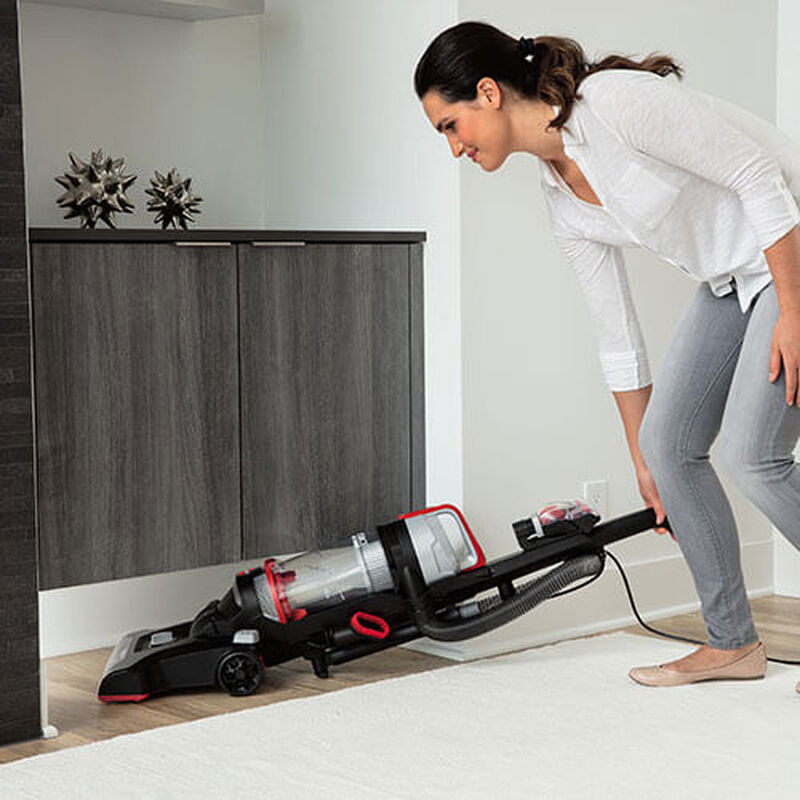 PowerForce Helix Turbo 2190 BISSELL Vacuum Cleaner Easy Under Cabinet