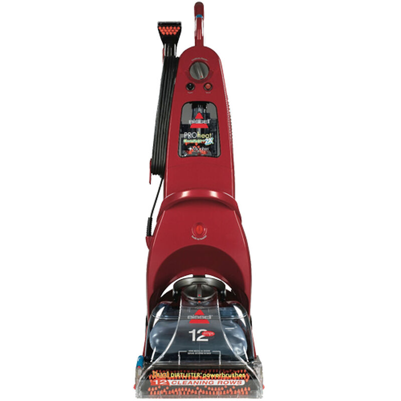 Proheat 2X Cleanshot Carpet Cleaner 9500 Front View