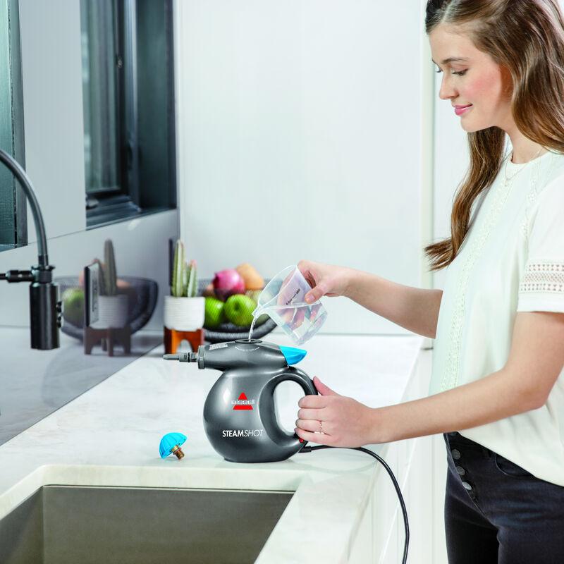 BISSELL® Steam Shot™ Handheld Hard Surface Steam Cleaner