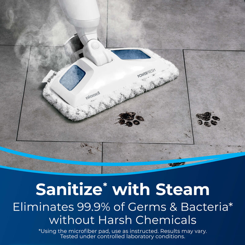 PowerFresh® Steam Mop Hard Floor Steam Cleaner