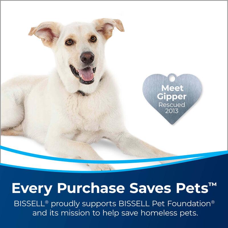 BISSELL Wood Floor Formula 1929 CrossWave Multi Surface Wet Dry Vac SpinWave Save Pets